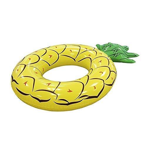 Lively Moments Jeu Bouée Gonflable / Pneu Flottant en Forme Une Ananas