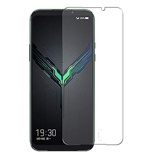 Vaxson 3 Stück Anti Blaulicht Schutzfolie, kompatibel mit Xiaomi Black Shark 2 BlackShark, Bildschirmschutzfolie TPU Folie Displayschutz [nicht Panzerglas Hülle Hülle ]