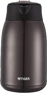 TIGER 桌面不锈钢保温壶 1.6L 棕色 PWM-B160-TV Tiger