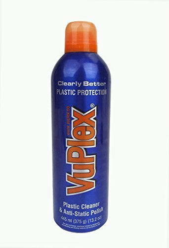 Vuplex Plastic Cleaner 375g by Vuplex