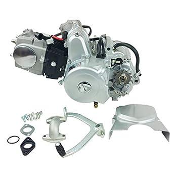 Engine - 125cc 3-Speed Semi-Automatic With Reverse  Taotao Falcon ATV Go Kart