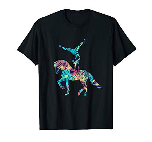 Voltigieren Jungle Design | Pferdesport - Pferde - Volti T-Shirt