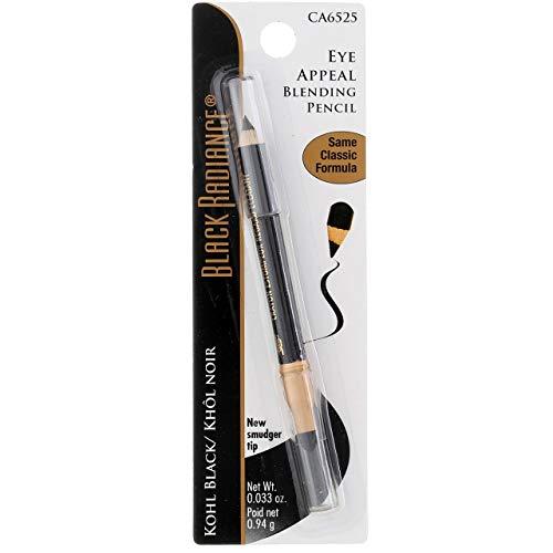 BLACK RADIANCE - Eye Appeal Blending Pencil Kohl Black - 0.033 oz. (0.94 g)