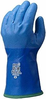防寒テムレス(5双入) LLサイズ No.282 [ショーワグローブ] 透湿防水手袋 作業用手袋 三カD