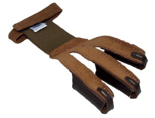 NEET Wildleder Handschuh Fuer Bogenschiessen (Medium)