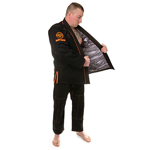 KO Sports Gear Magic Dragon Hemp Gi - BJJ Kimono and...
