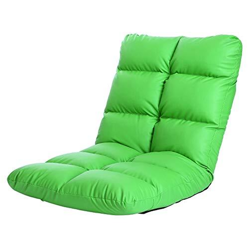 Chaise longue YNN Simple Creative Lazy Sofa Fauteuil Individuel Pliant Au Sol (Couleur : 1)
