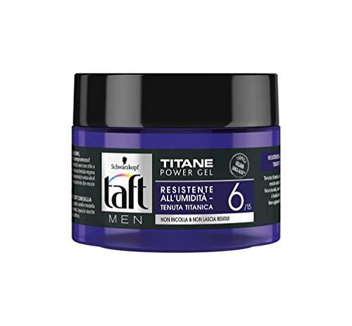 palette Taft Gel 250 ml Power Titan