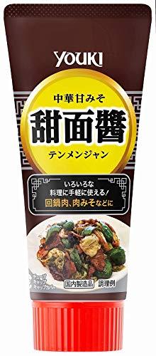 ユウキ食品 甜面醤 チューブ 100g×10本入