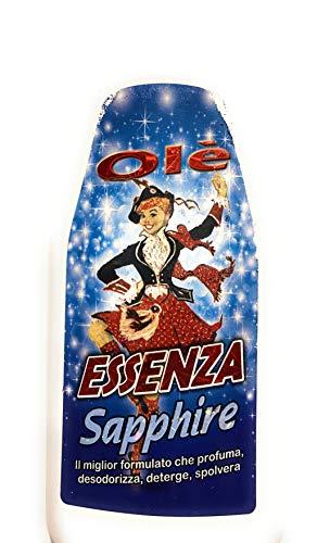 """Ole' Essenza Detergente Luxury Essenza Sapphire 750 ml """"Linea Luxury"""""""