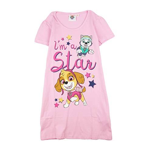 Skye Nachthemd (98 - ca. 3 Jahre, rosa)