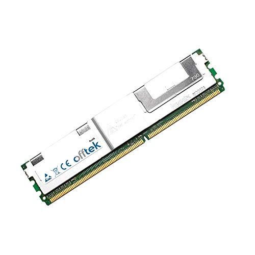 OFFTEK 4GB Kit (2x2GB Módulos) Memoria RAM de Repuesto para