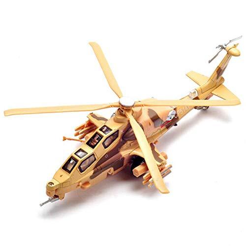sharprepublic 1 48 /° Disassembla Mi-24P Hind-F Mi-24P Hind-D Elicottero Giocattolo