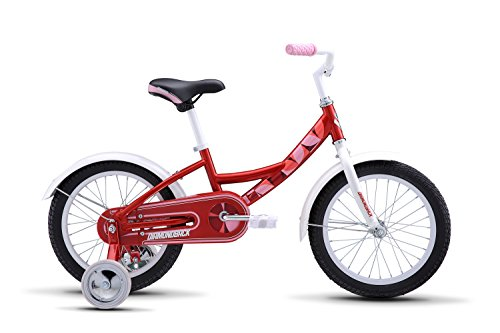 Diamondback Bikes Mini Impression 16 Girls Sidewalk Bike Red