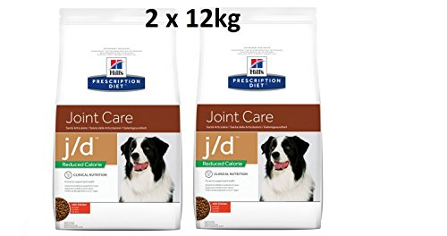 Hill's Prescription Diet j/d 2 x 12 kg Reduced Calorie Joint Care