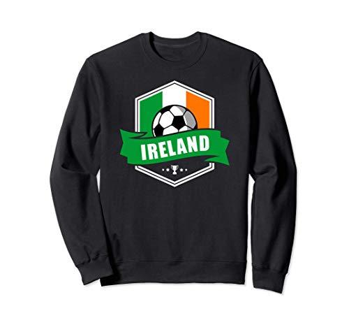 Ireland Maglietta Calcio Squadra Tifosi 2020 2021 Regalo Felpa