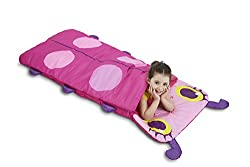 Junior Sleeping Bag See Prices On Amazon Here Melissa Doug Sunny Patch Trixie Ladybug With Matching Storage