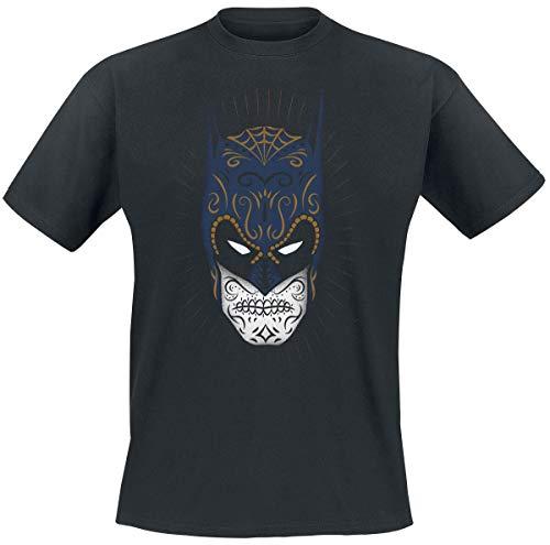 PCM DC Comics T-Shirt Sugar Skull Batman Size M shirts