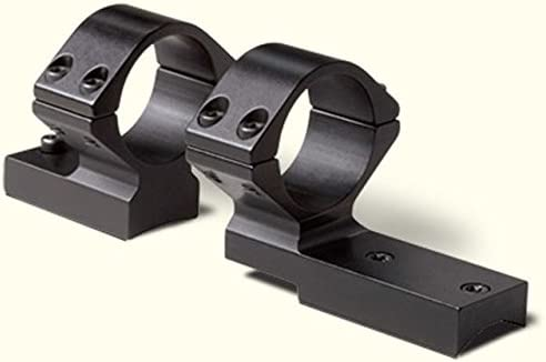 free Weatherby Vanguard Mount with 70% OFF Outlet Rings 1 TSVFML1 Black Low in