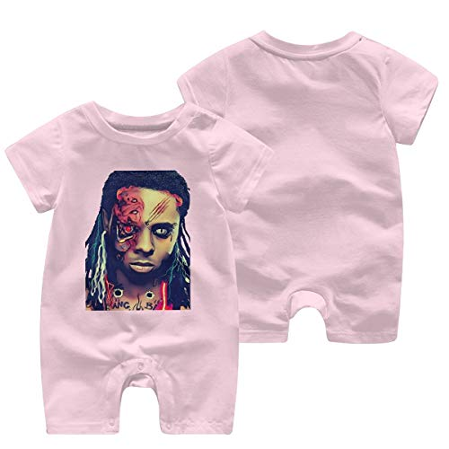 Double.H Lil Wayne 100% Cotton Onesies Bodysuit