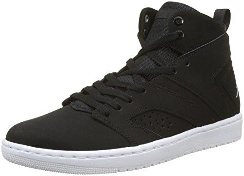 Jordan Herren Flight Legend Fitnessschuhe, Schwarz (Black/White 010), 44.5 EU