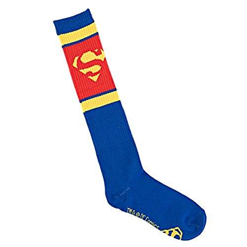 Superhero Juniors Athletic Knee High Socks