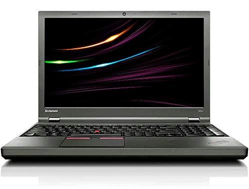Lenovo ThinkPad W541 Bussines Notebook Intel i7 4 x 2.8 GHz Prozessor 16 GB Arbeitsspeicher 240 GB SSD 15.6 Zoll Bildschirm Full HD 1920x1080 nVidia 2 Gb Windows 10 Pro S0R (Generalüberholt)