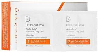 Dr. Dennis Gross Skincare Alpha Beta Universal Daily Peel, Original Formula, 5 Count