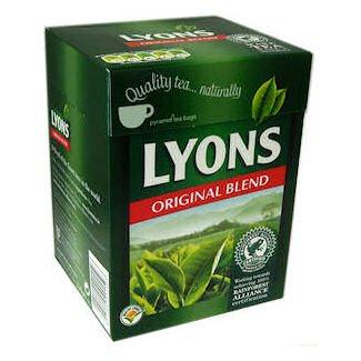 Lyons ORIGINAL Irish 80Tea Bags (Pack of 4)–Pyramid Tea Bags Sold By Dani Store
