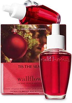 Bath & Body Works Tis the Season Wallflowers Home Fragrance Refills, 2-Pack