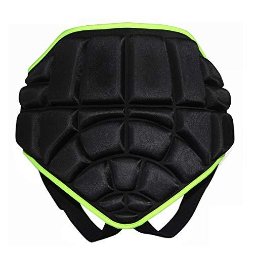 OhhGo Protección Acolchada 3D Cadera Ajustable Ligera para niños Almohadilla Protectora...