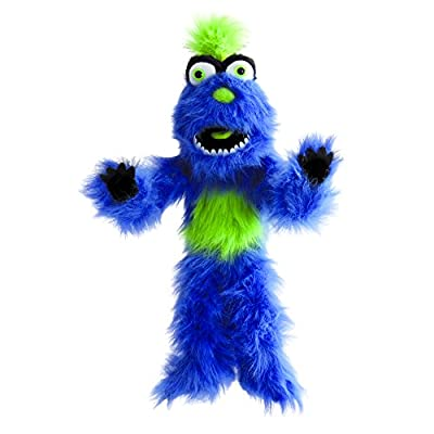 The Puppet Company Blue Monster Hand Puppet from The Puppet Company