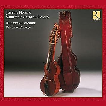 Haydn: Sämtliche Baryton Octette