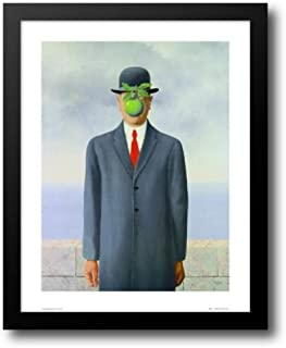 The Son of Man, c.1964 15x18 Framed Art Print by Magritte, Rene