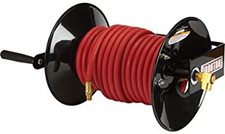 Ironton Air Hose Reel - holds 3/8in. x 100ft. Hose