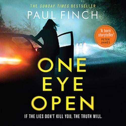 One Eye Open cover art