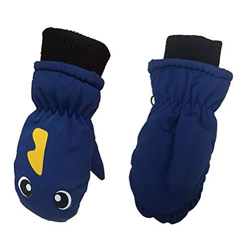 KENANLAN 2-5 Jahre Gute Qualität Babyhandschuh Für Winter Kinder Jungen Mädchen Outdoor Warme Handschuhe Wasserdicht Winddicht