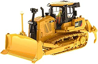 Caterpillar CAT D7E Track Type Tractor with Electric Drive with Operator Core Classics Series 1/50 Diecast Model by Diecast Masters 85224 C