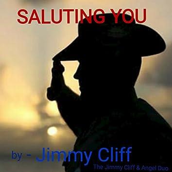 Saluting You