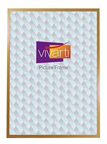 Dun eiken afwerkingsklaar fotolijst, A1-formaat, 59,4 x 84 cm,