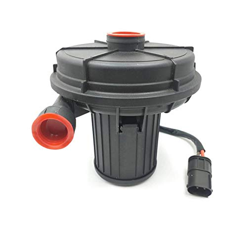 JICHUI Sekundärluftspritze für Smog-Pumpe für 2007-2012 für Chevy GMC Für Isuzu(Schwarz)