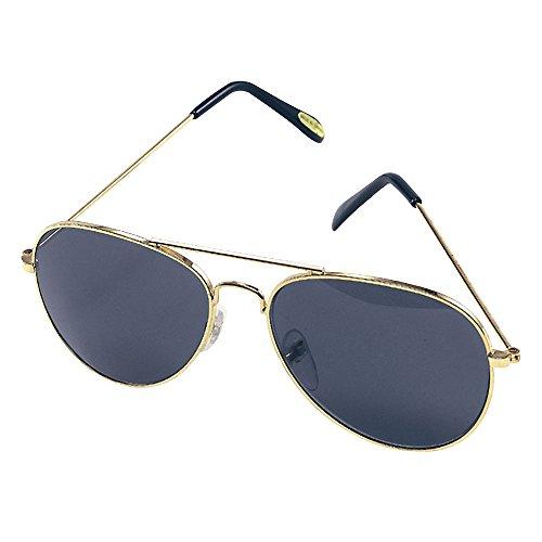 Bristol Novelty BA761 Biker bril, meerkleurig, eenheidsmaat