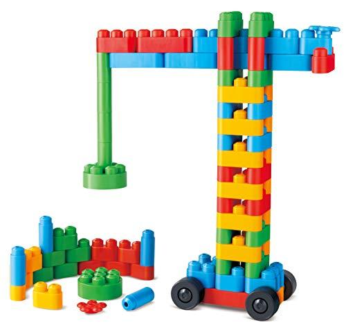 PolyM 760008 Kleinkinder-Spielzeug, Klar