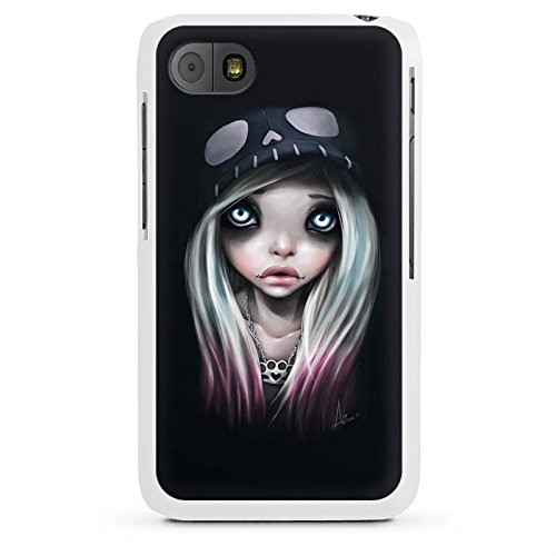 DeinDesign Blackberry Q5 Hülle Case Handyhülle Maedchen Girl Kunst