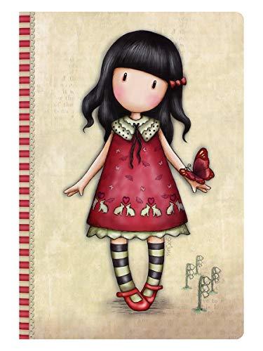 Gorjuss By Santoro 3628729031 - Cuaderno gorjuss a5 tiempo para volar