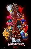 Trolls World Tour – U.S Movie Wall Poster Print - 30cm x