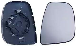 Carpentis Compatibile Con Polo 6R 06//2009 fino A 12//2016,6R//6C 09//2017 Specchio Vetro Specchietto Sinistro pro Up Anno Costruzione 09//2016 Riscaldabile Per Elettrico E Manuale Regolabile Idoneo