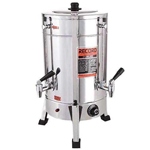 Industrial Electric Coffee Maker 4 liters Stainless (127)