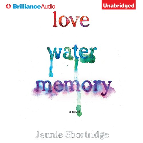 Love Water Memory audiobook cover art