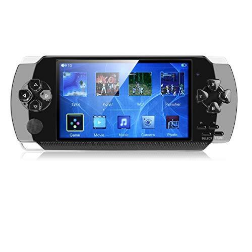 Laelr Portable Games Console Giochi Portatili Console di Gioco retrò 4.3 in Giochi Classici retrò Console PSP Console Arcade Video Games Plug & Play